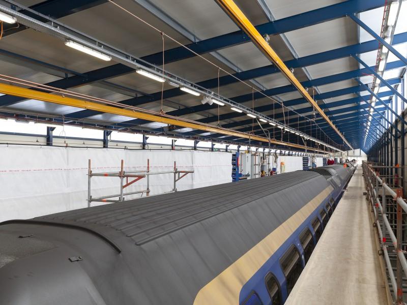 Nederlandse Spoorwegen te Onnen