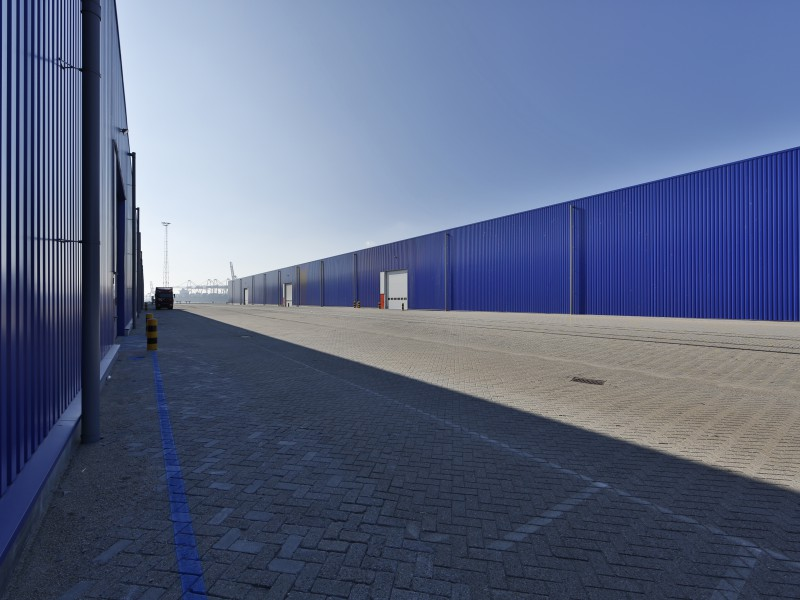 Rhenus Logistics Maasvlakte Rotterdam 54500m2 2896