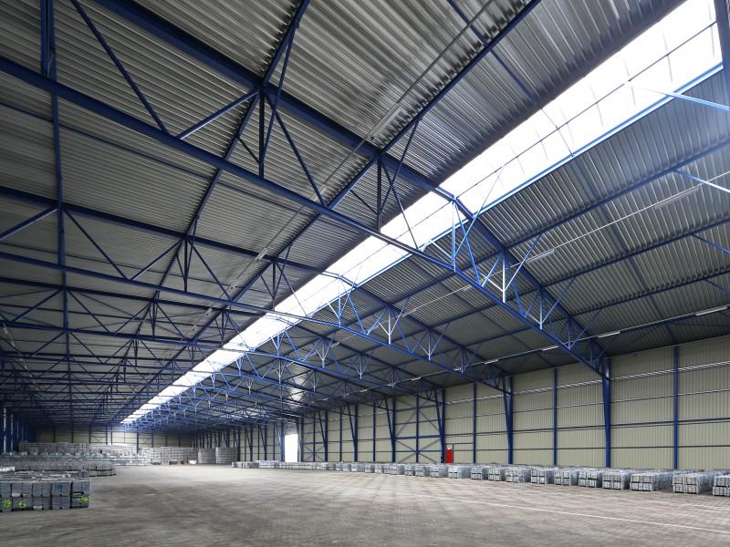 Rhenus Logistics te Maasvlakte Rotterdam