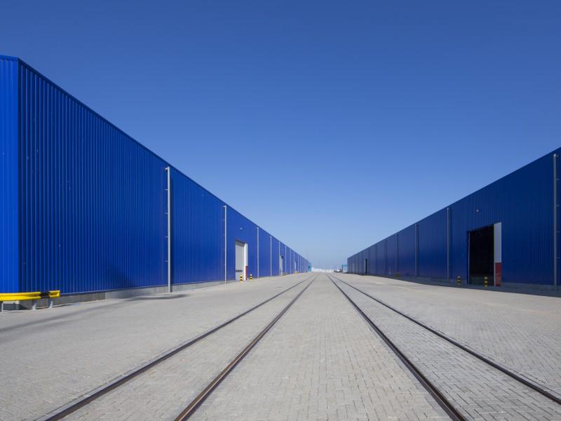 Rhenus Logistics Maasvlakte Rotterdam 54500m2 2945