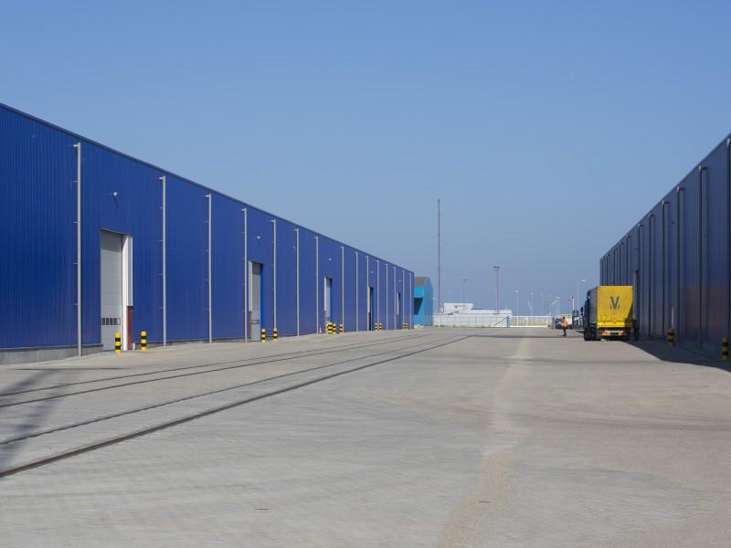 Rhenus Logistics Maasvlakte Rotterdam 54500m2 2995