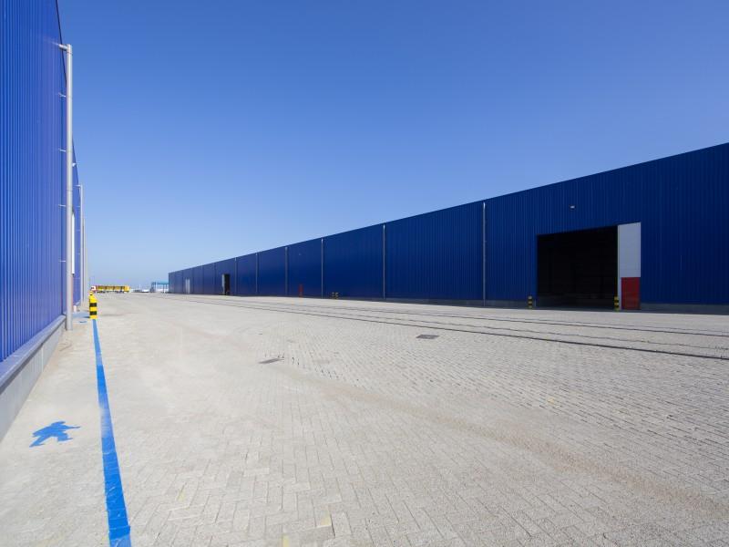 Rhenus Logistics Maasvlakte Rotterdam 54500m2 3013