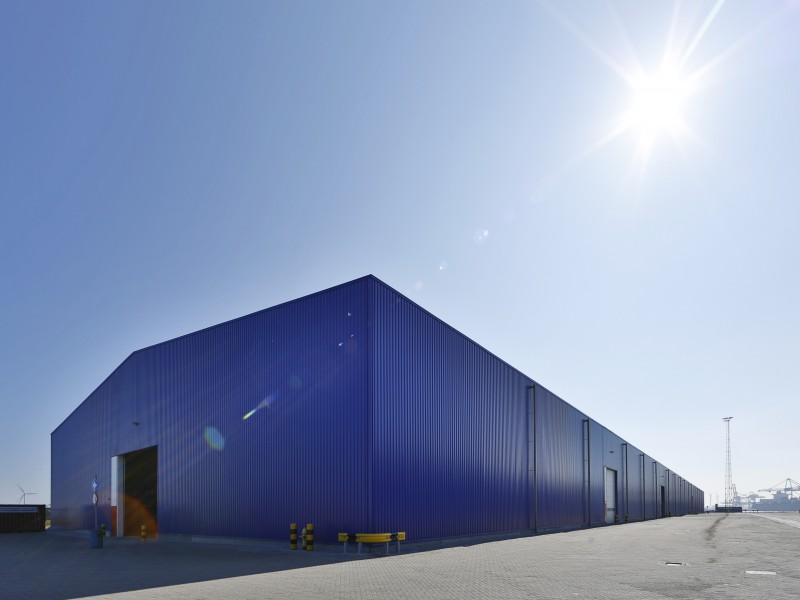 Rhenus Logistics Maasvlakte Rotterdam 54500m2 3078